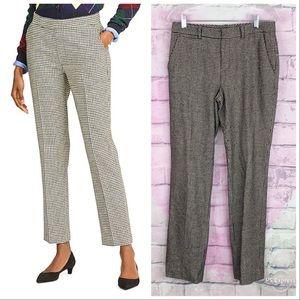 Polo Ralph Lauren houndstooth wool blend pants 4
